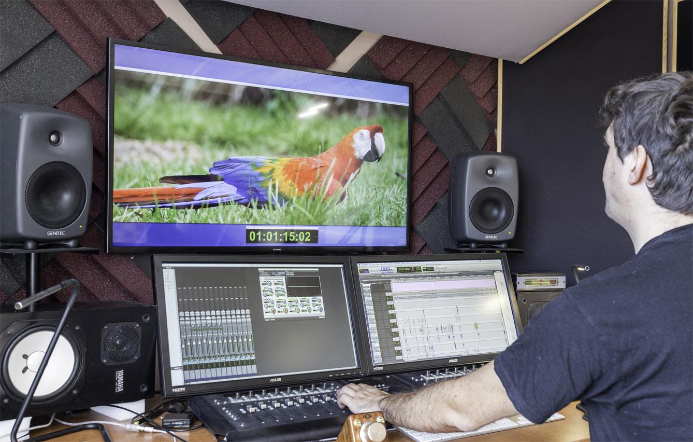 studio sound design