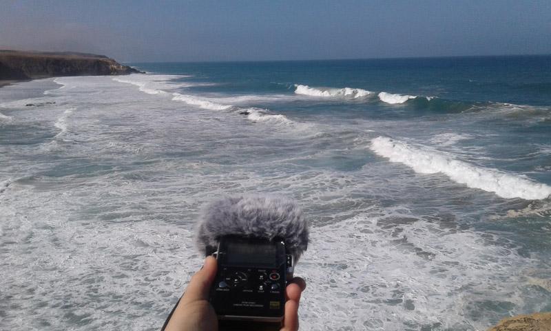 enregistrement mer et ocean