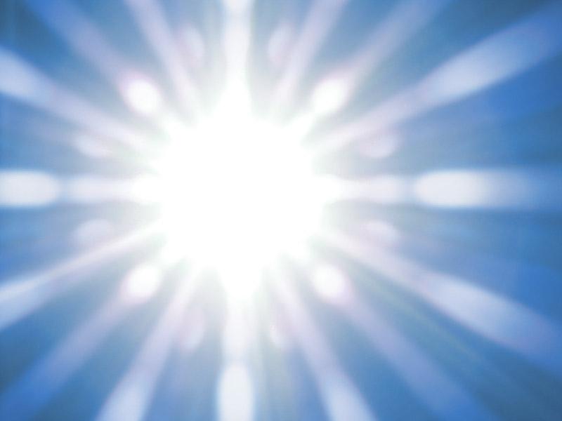 Le son de la lumière