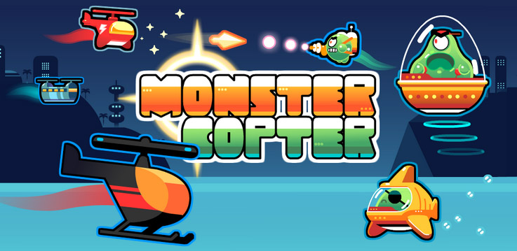 Monster Copter