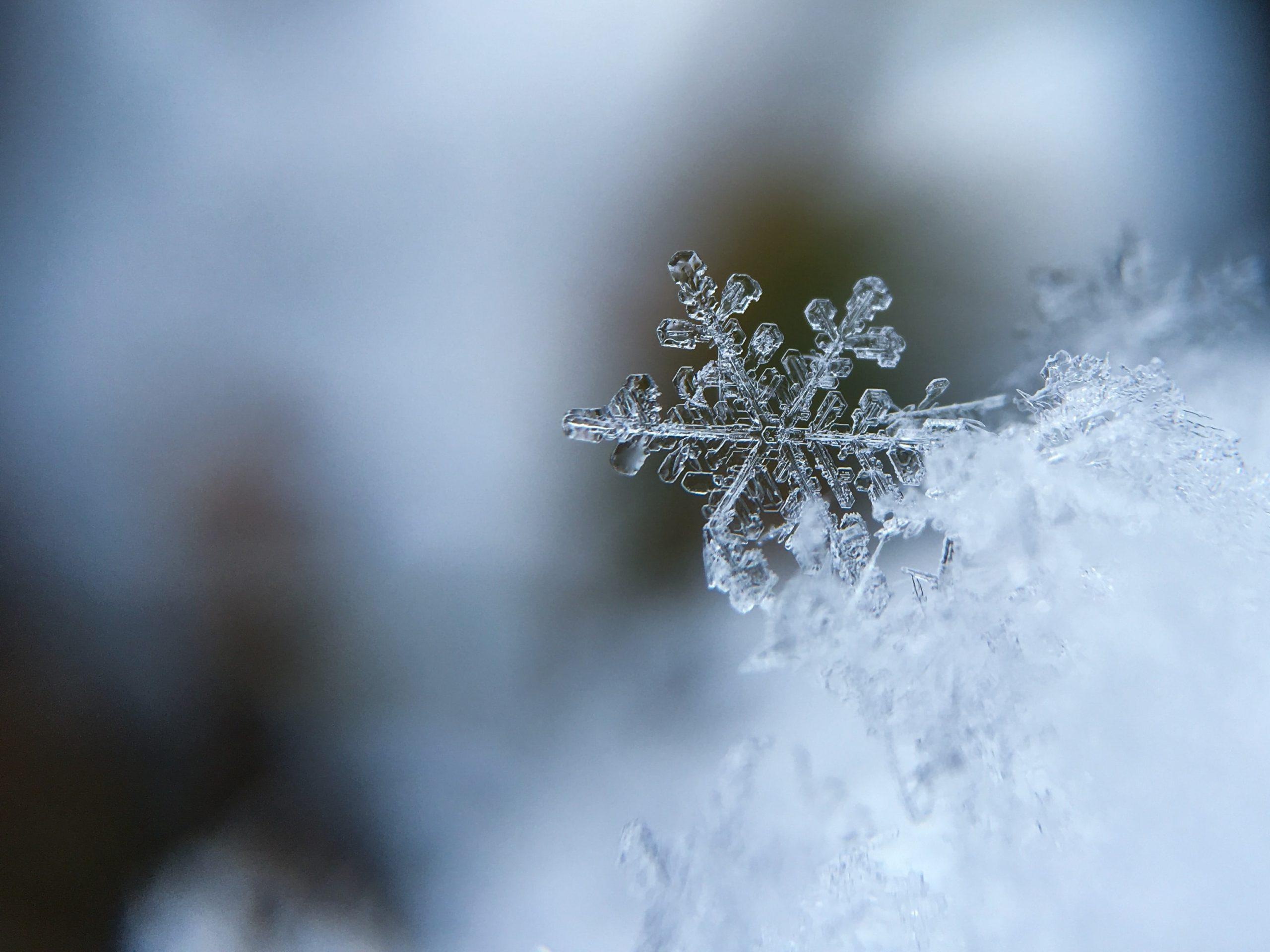 snow flake sound design