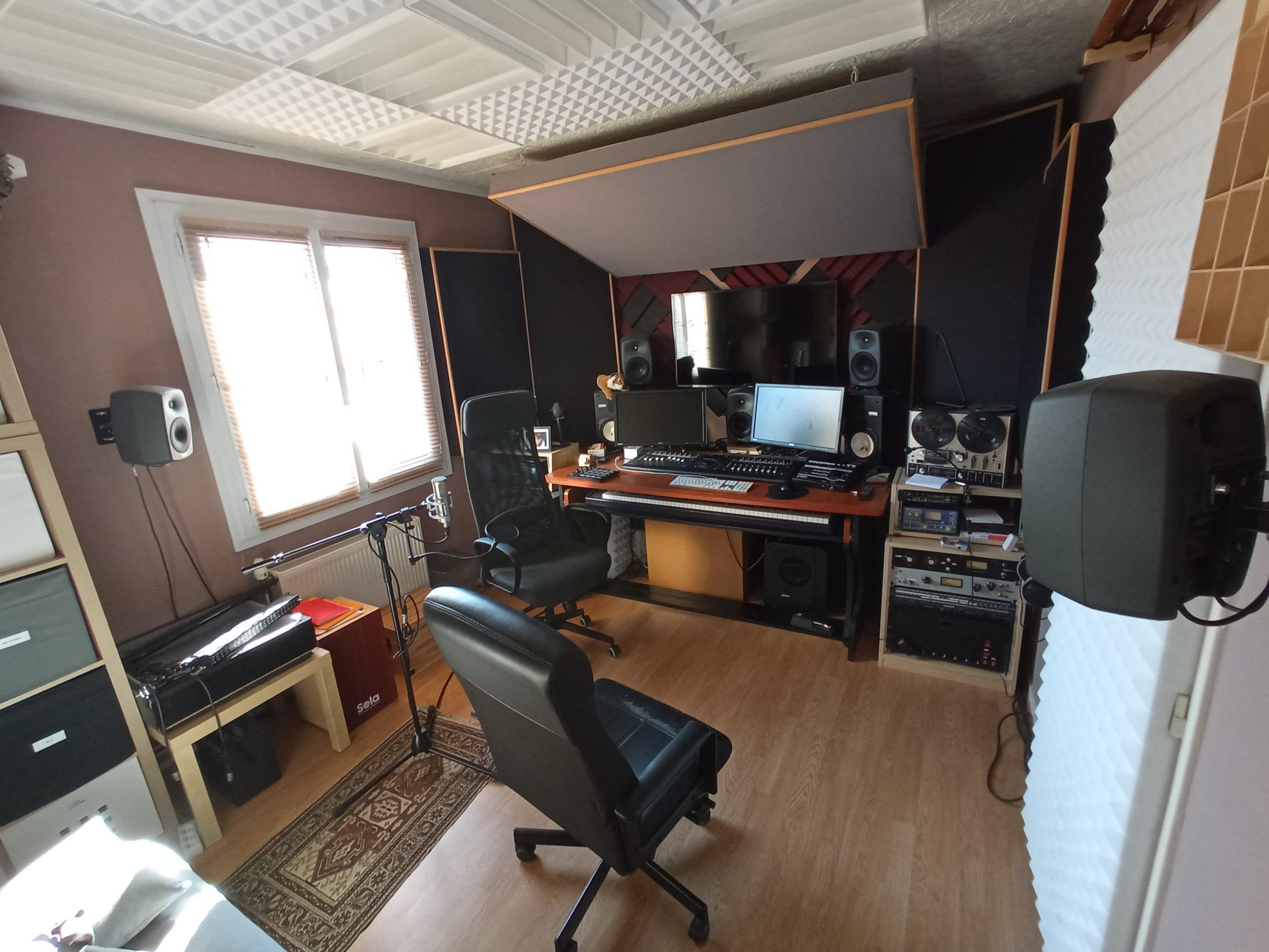 nicolas titeux sound design studio