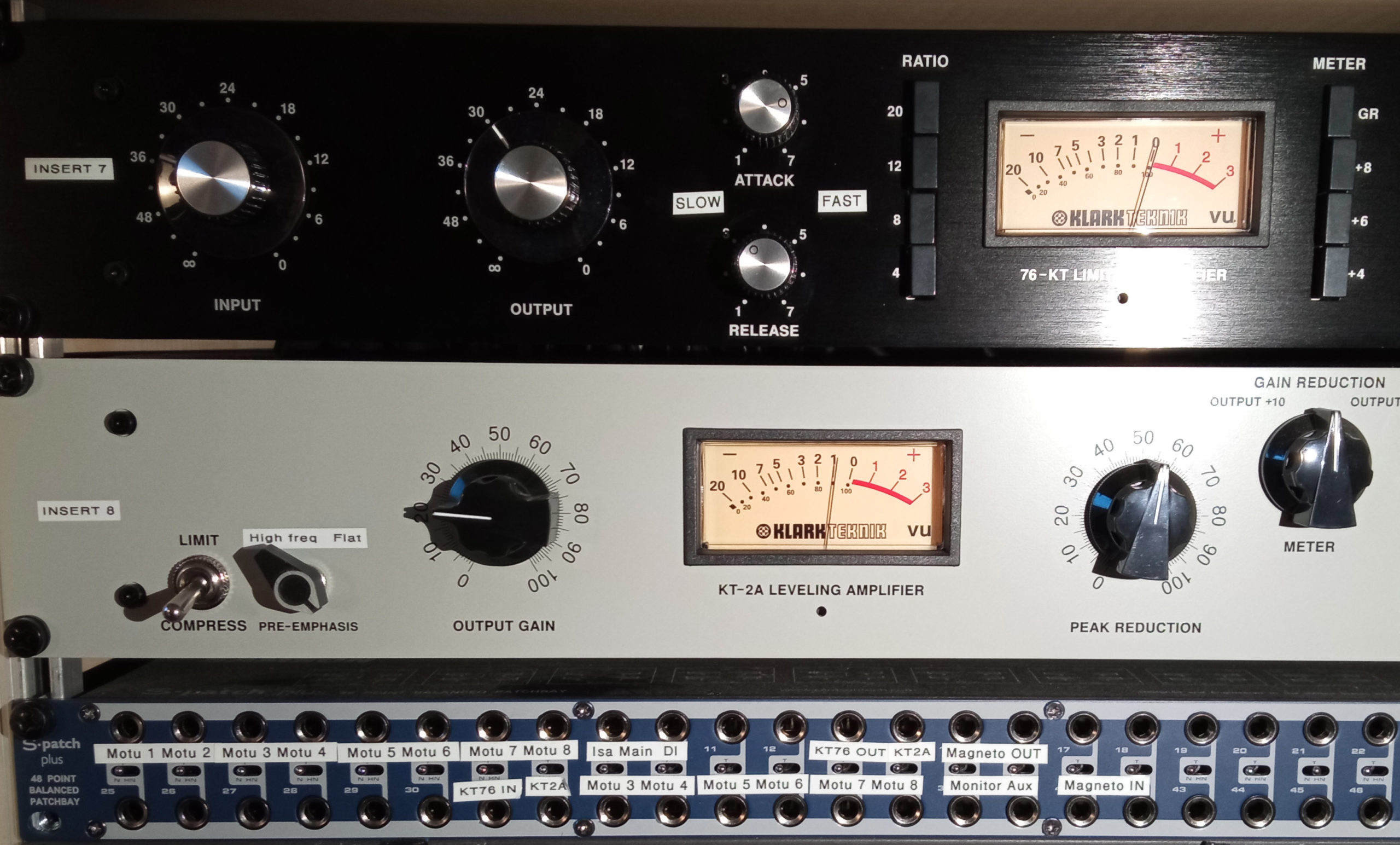 preamp hardware